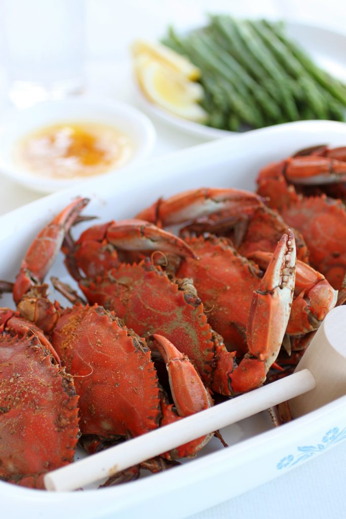 Steamed Maryland Crabs Recipe