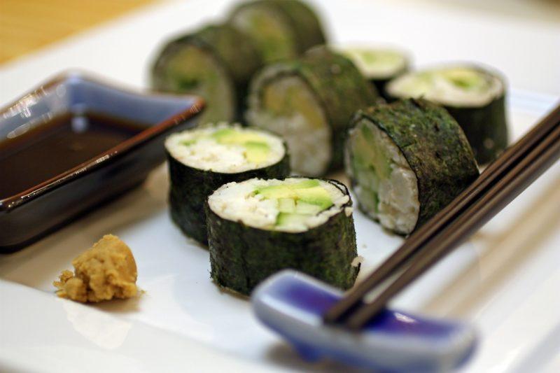 Sushi Recipe