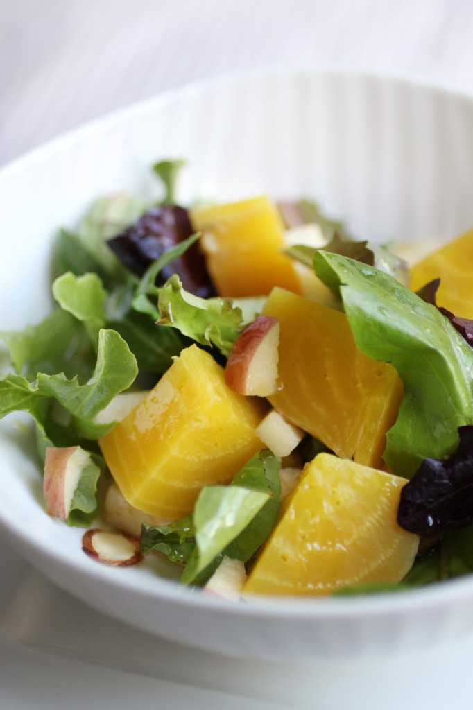 Golden Beet Salad Recipe