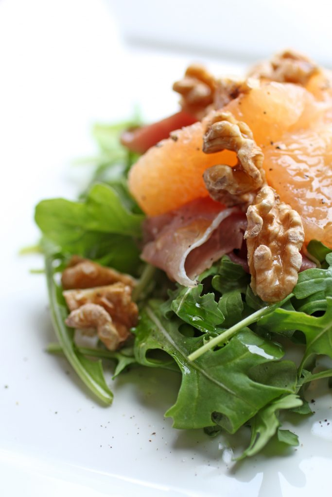 Prosciutto and Arugula Salad Recipe