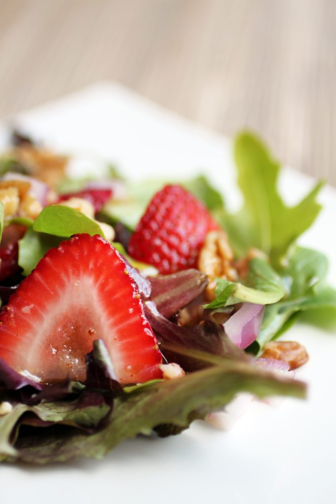 Strawberry Salad Recipe