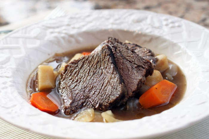 Pot Roast Recipe