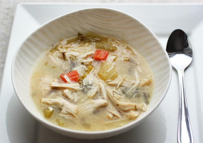 Grandy Kyp's Chicken Soup Recipe