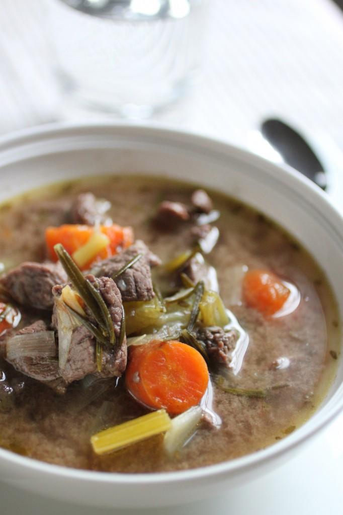 Paleo Mutton Stew