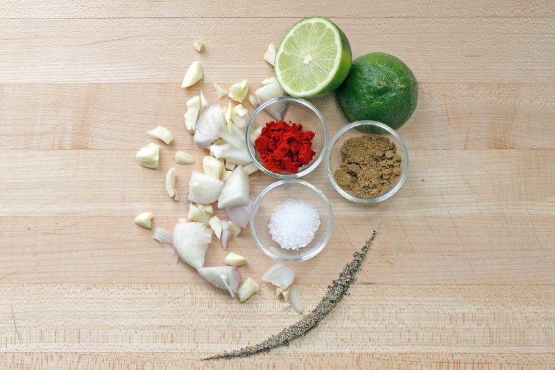 Smoky Lime Marinade Recipe