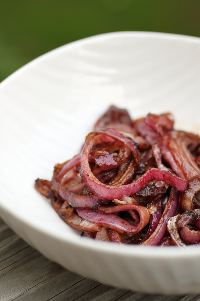 Balsamic Onions Recipe