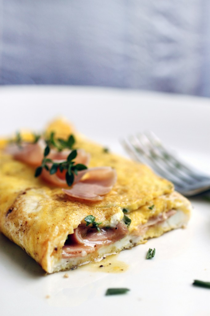 French Omelet Recipe