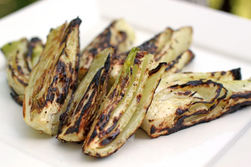 Grilled Fennel Recipe