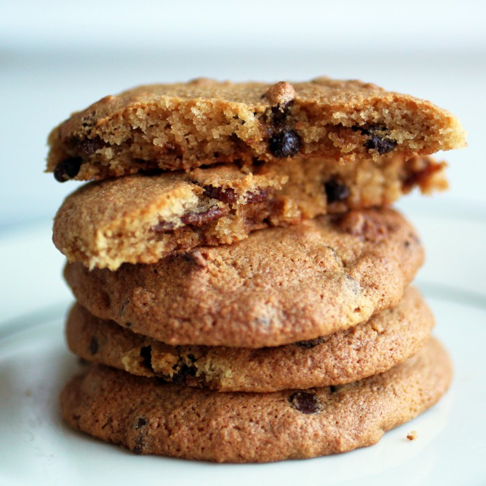 Infamous bacon paleo cookies