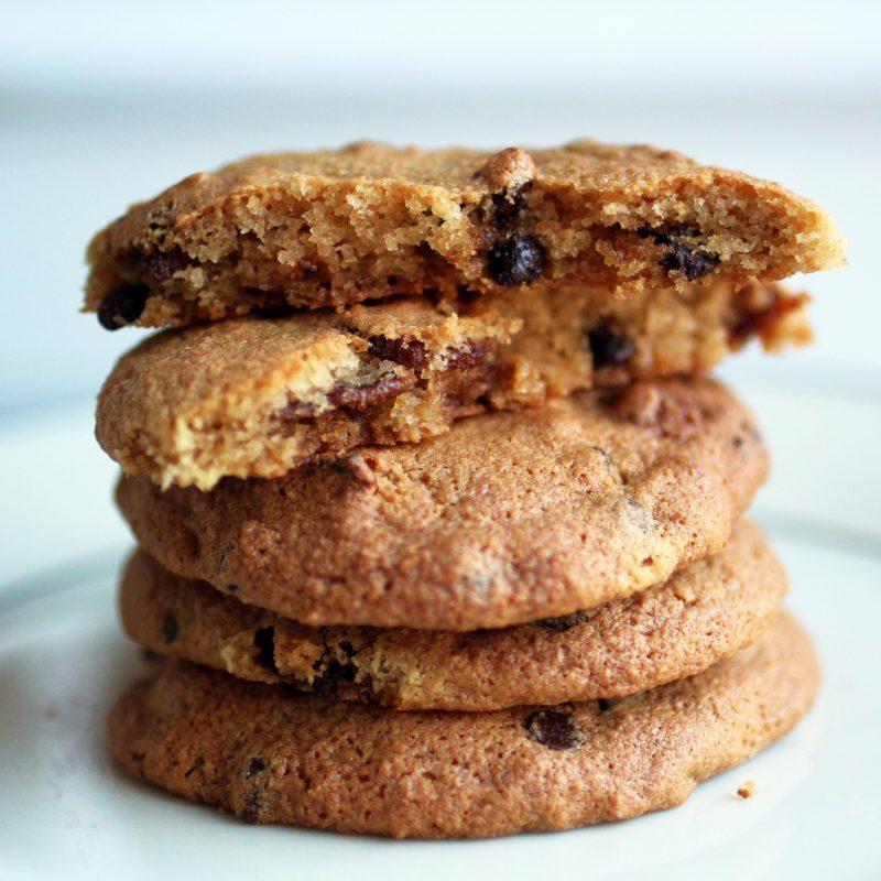 Infamous bacon paleo cookies