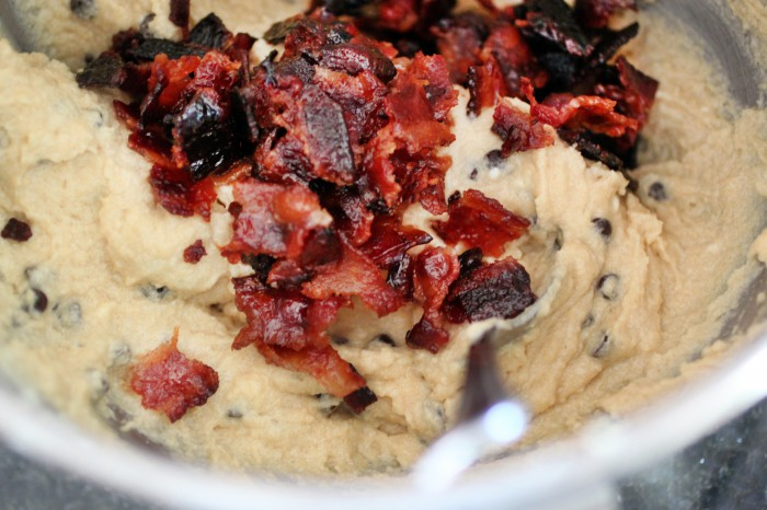 Infamous Bacon Cookies Recipe