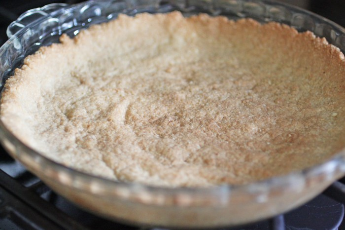 Almond Flour Pie Crust Recipe