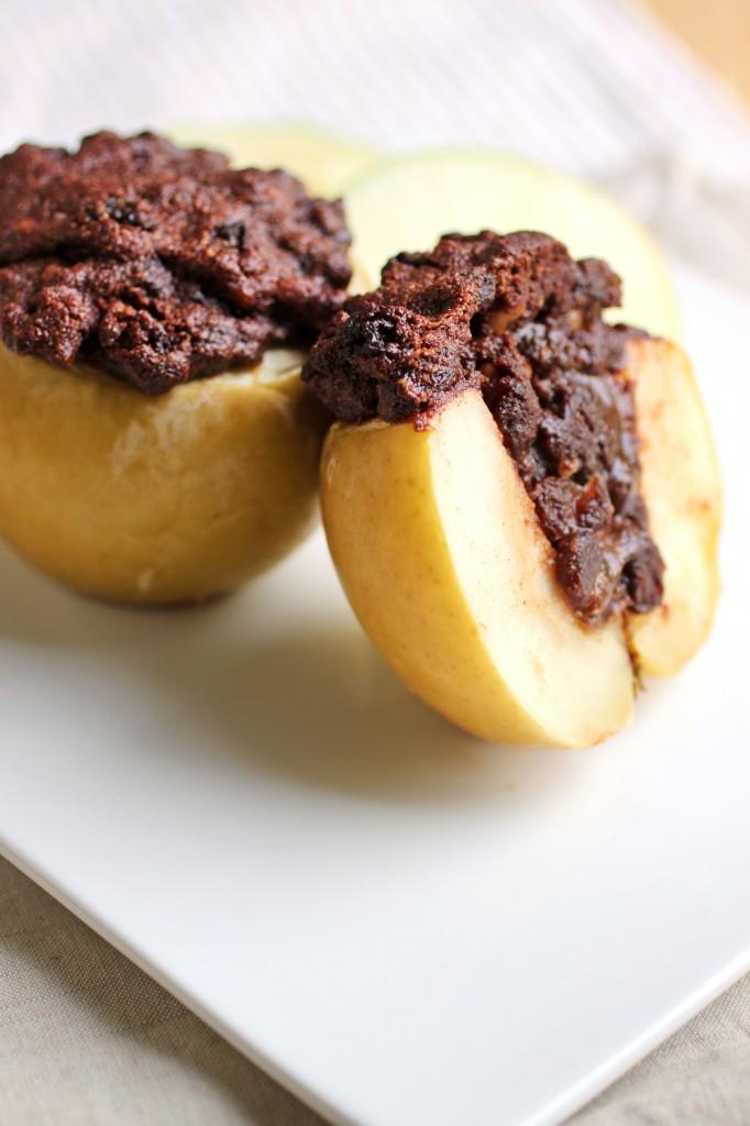 Baked Apples Paleo