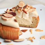 Paleo Burnt Almond Cupcakes