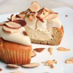 Paleo Burnt Almond Cupcakes