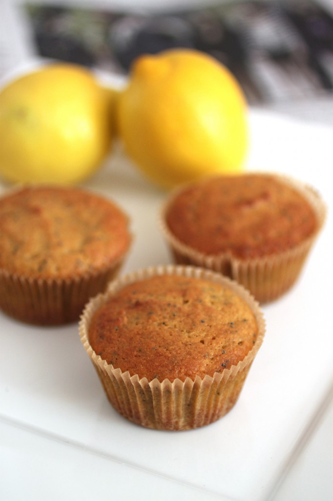 Lemon Poppy Seed Muffins Recipe