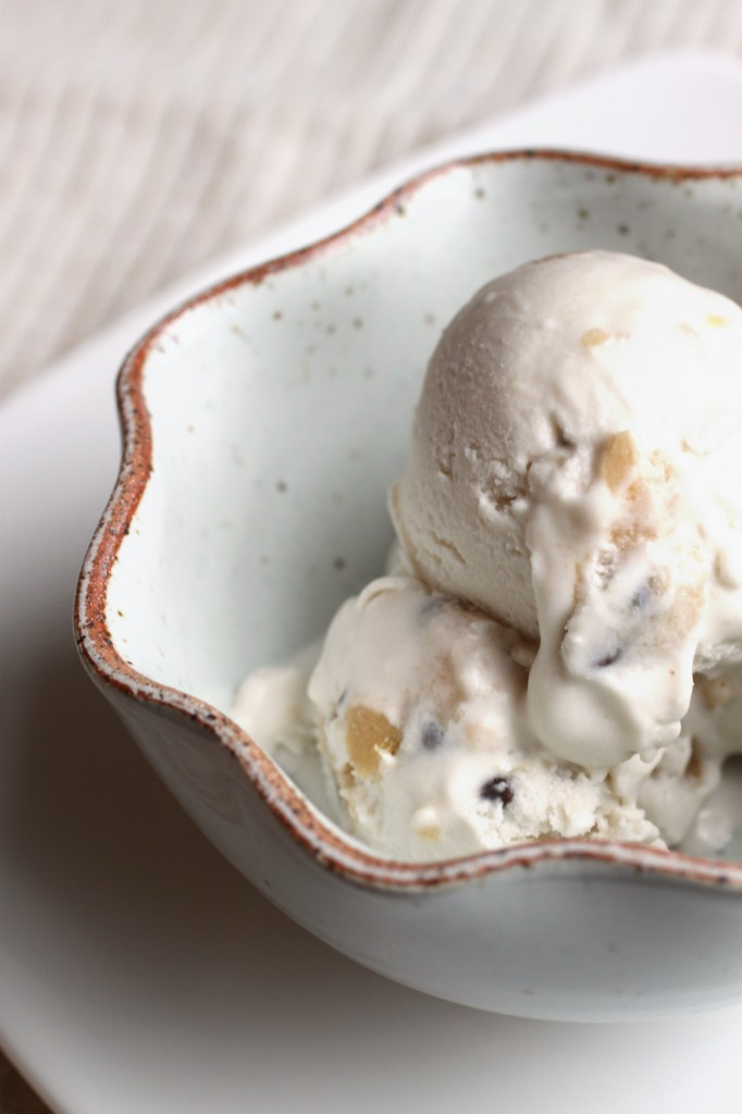 Paleo Chocolate chip cookie dough ice cream