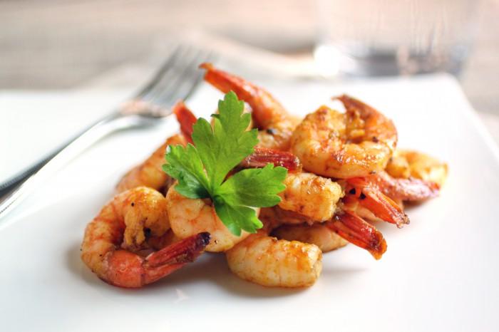 Grilled Curry Shrimp Recipe
