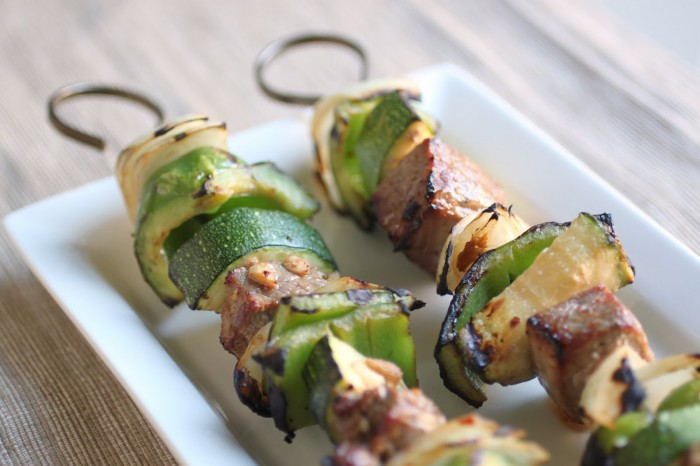 Asian Beef Kabobs - Primal Palate | Paleo Recipes