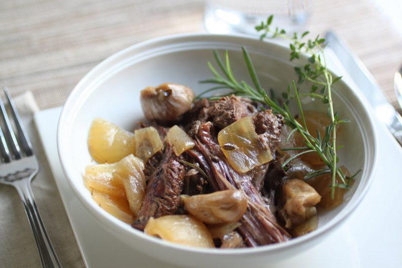 Slow Cooked Lamb Shoulder Recipe