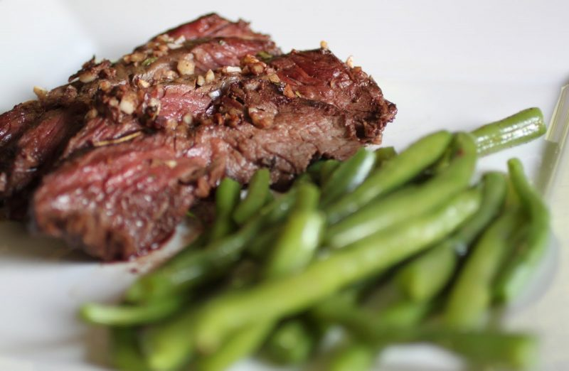 Brown Butter Hanger Steak Recipe