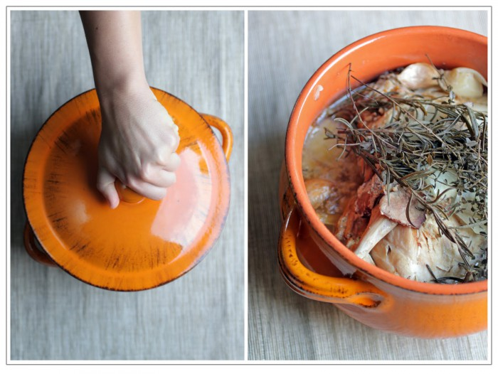 Clay Pot Rabbit Recipe