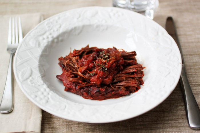 Braised Beef Brisket Recipe