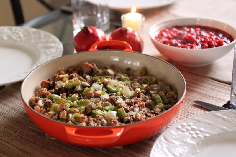 Pork Stuffing Recipe