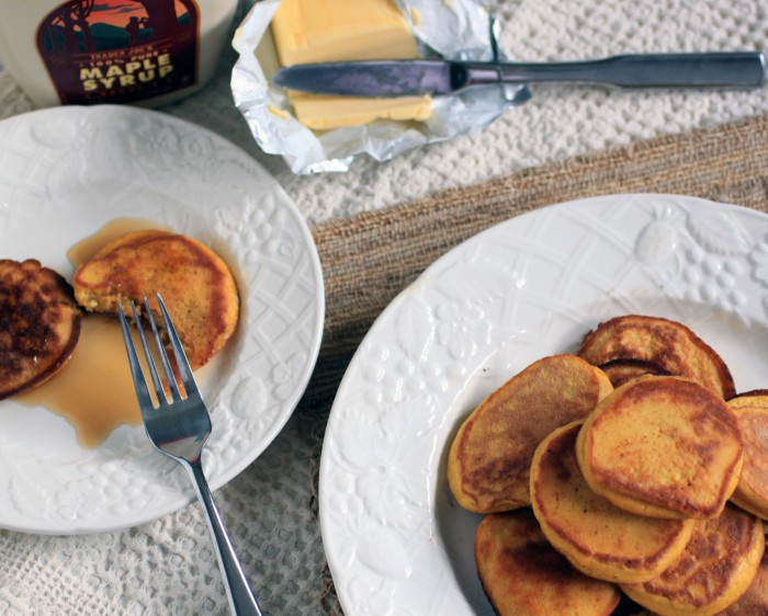 Vanilla Pancakes Recipe