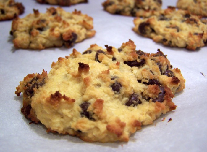 Coconut Chocolate Chip Cookies - Primal Palate | Paleo Recipes