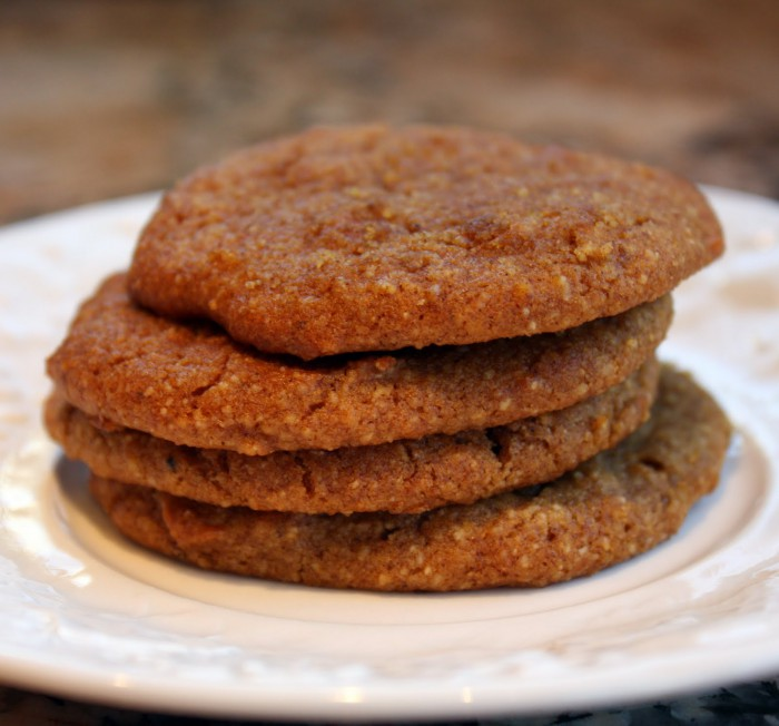 Pumpkin Spice Cookies Recipe