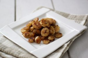 Cinnamon Parsnips