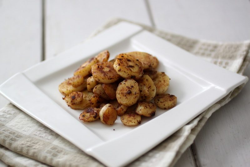 Cinnamon Parsnips Recipe