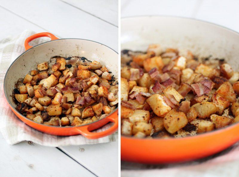 Smoky Roasted Turnips Recipe