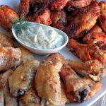 Paleo BBQ wings