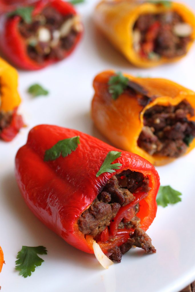 Chorizo Poppers Recipe