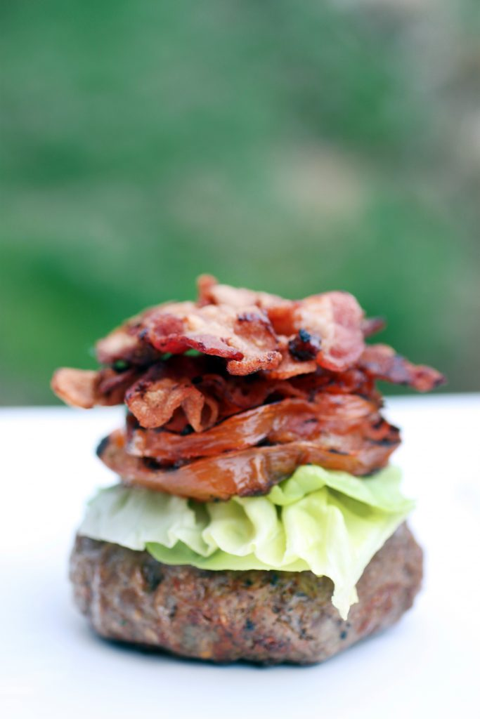 BBLT / Bison, Bacon, Lettuce, and Tomato Recipe
