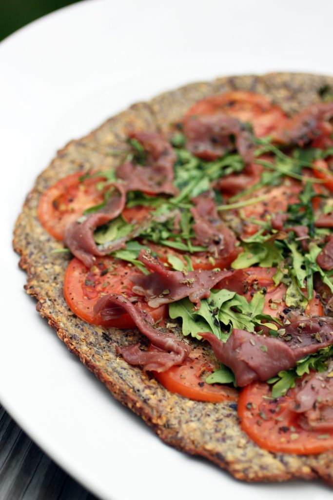 Prosciutto and Arugula Pizza Recipe