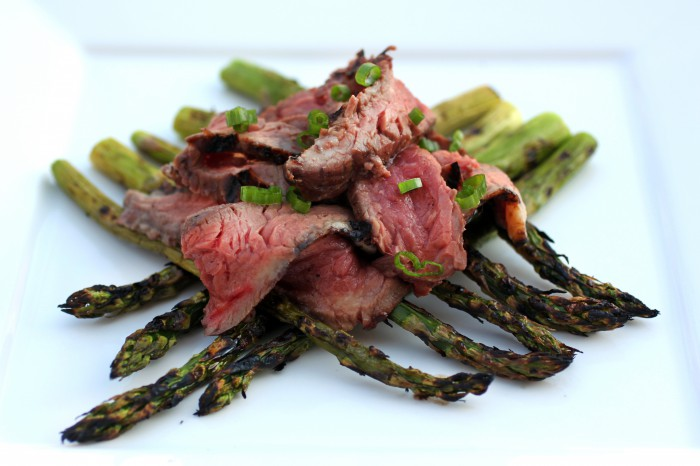 Flank Steak with Citrus Marinade Recipe