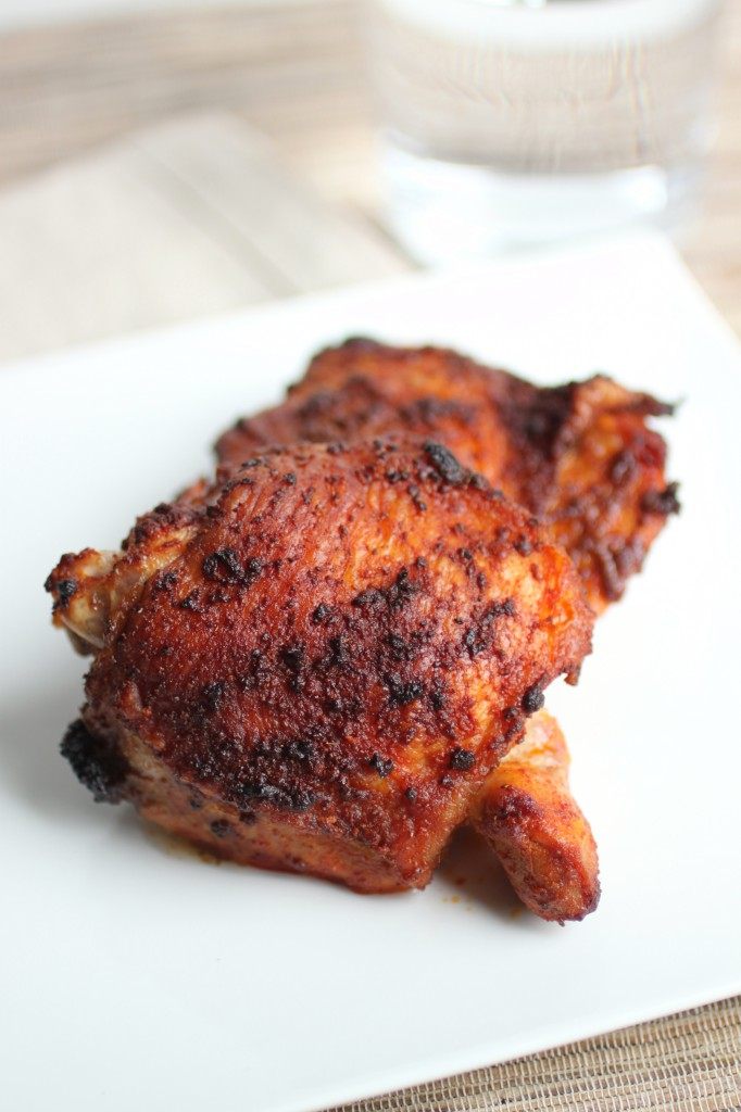 Smoked Paprika Chicken Thighs Recipe