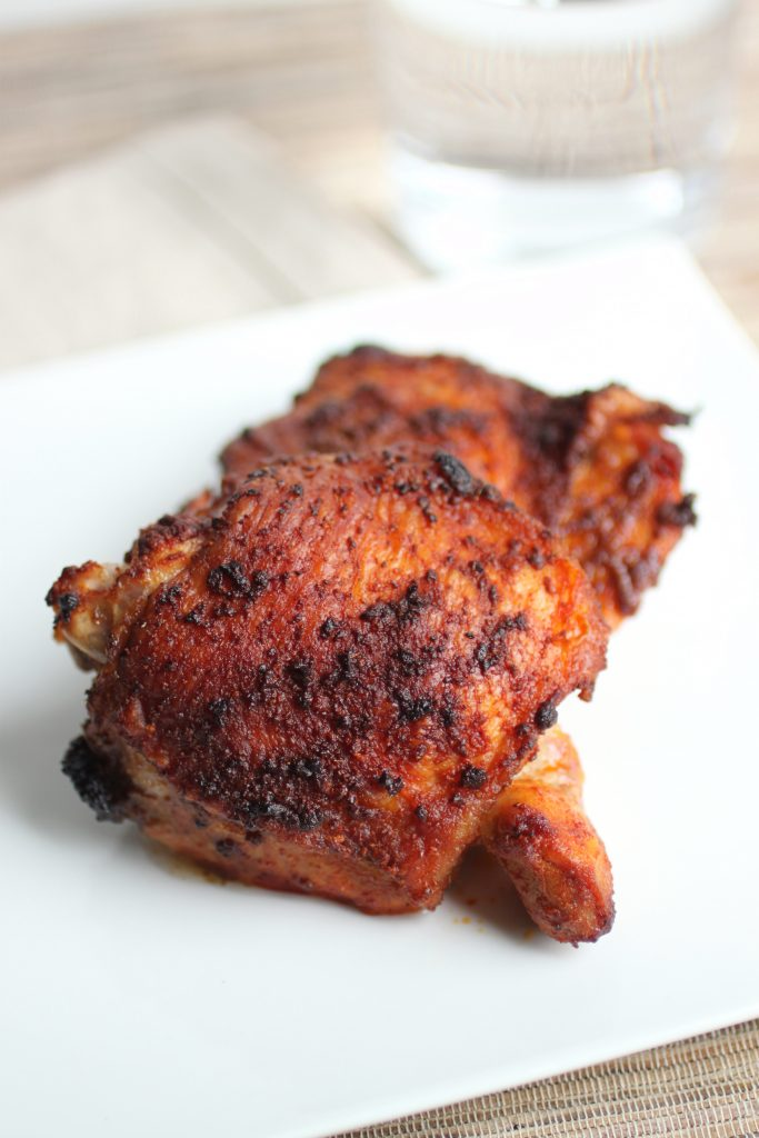 Smoked Paprika Chicken Thighs Recipe
