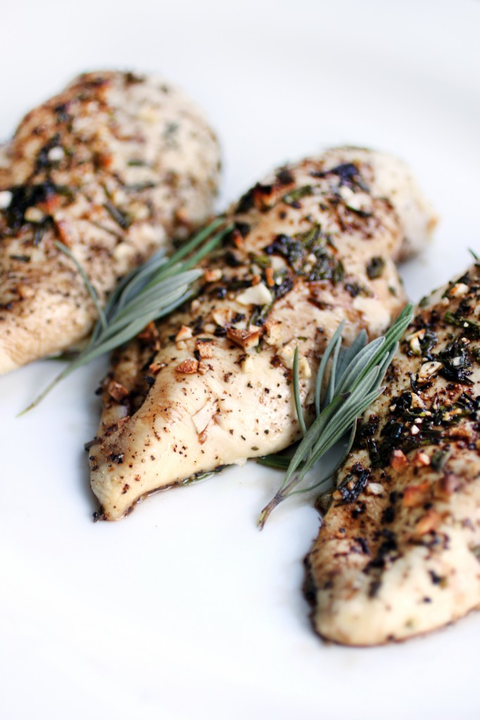 Balsamic and Rosemary Chicken Recipe