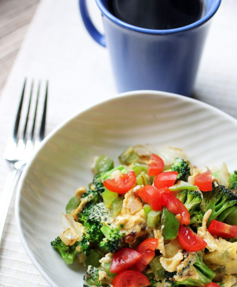 Veggie Scramble Recipe