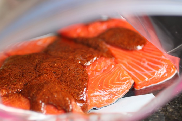 Jamaican Jerk Salmon Recipe