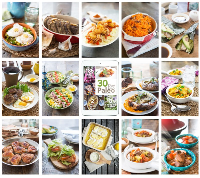 30 Day Guide Paleo Recipes