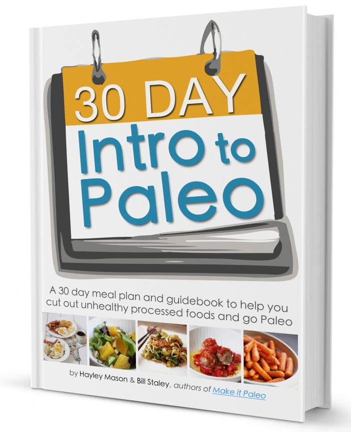 30 Day Intro to Paleo eBook