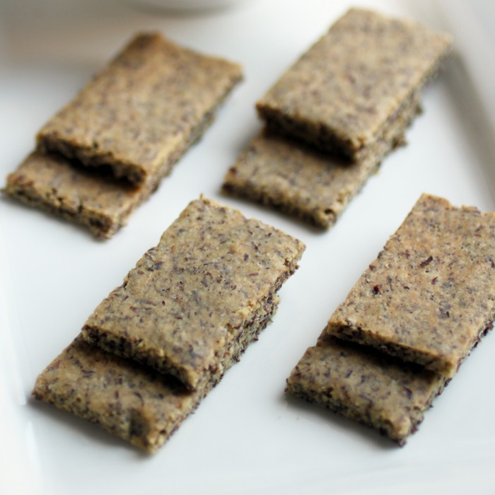 Herb Crackers Recipe