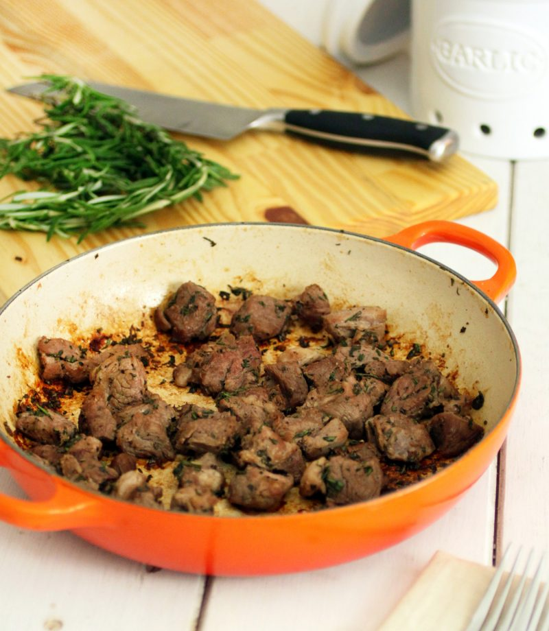 Simple Lamb Stew Meat Recipe