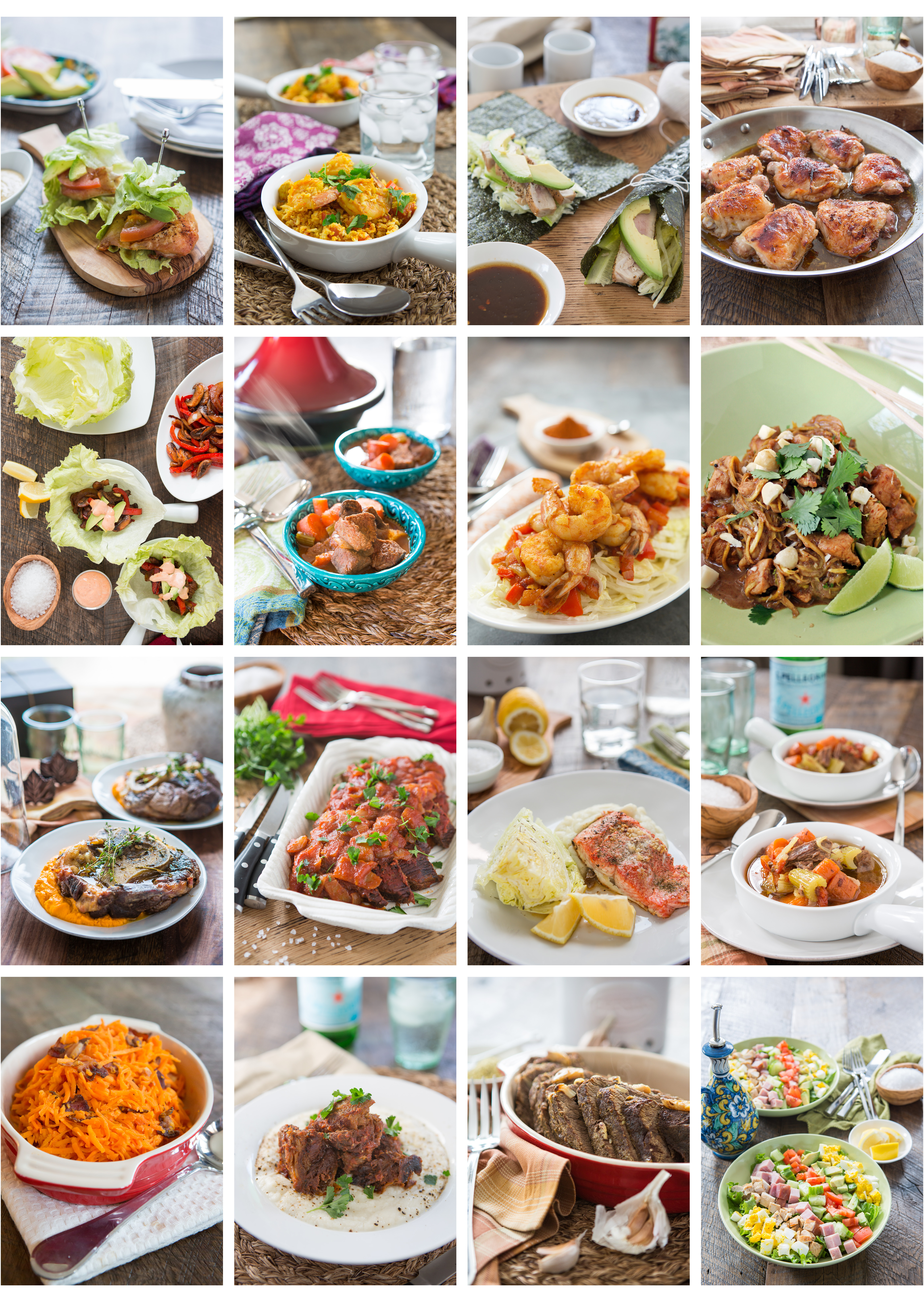 food pics from 30 day guide - 1100 width