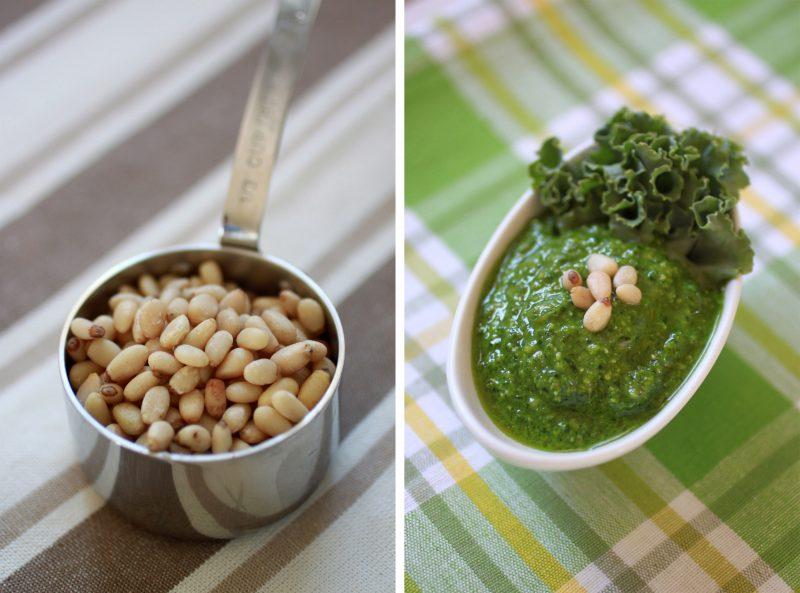 Kale Pesto Recipe